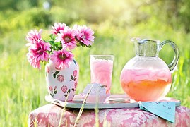 pink-lemonade-795029__180 Pixabay Creative Commons CC0